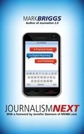 Forsiden af 'Journalism Next'